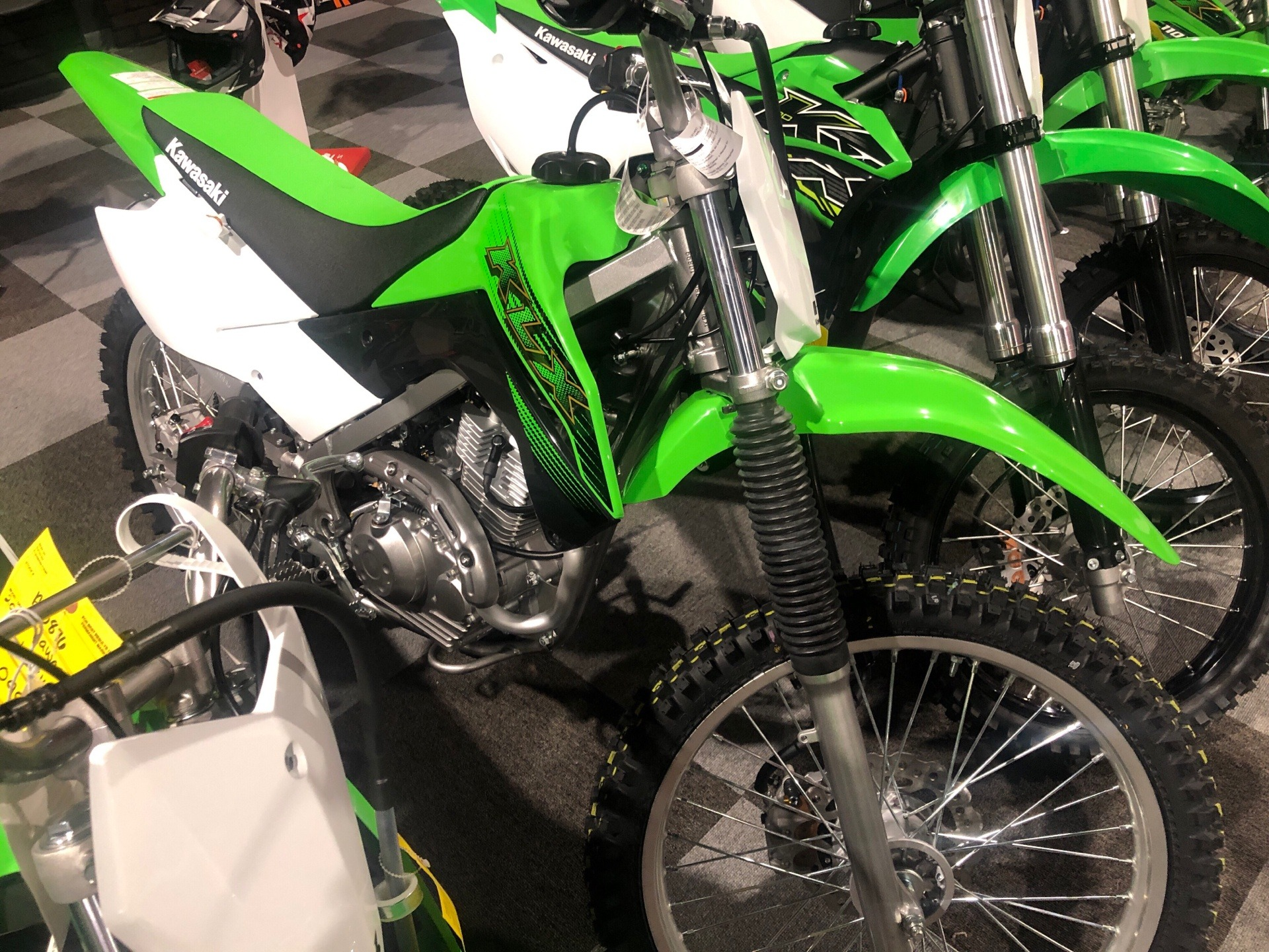 2020 Kawasaki KLX 140G in Brunswick, Georgia - Photo 2