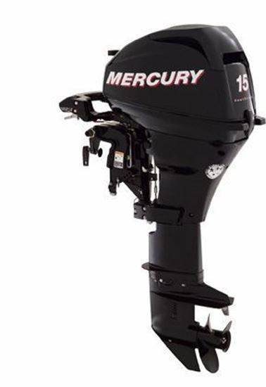 "2017 Mercury Marine 15HP EL START REM MECH 15"" in Brunswick, Georgia"