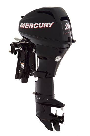 "2017 Mercury Marine 20HP EL START REMOTE MECH 15"" in Brunswick, Georgia"