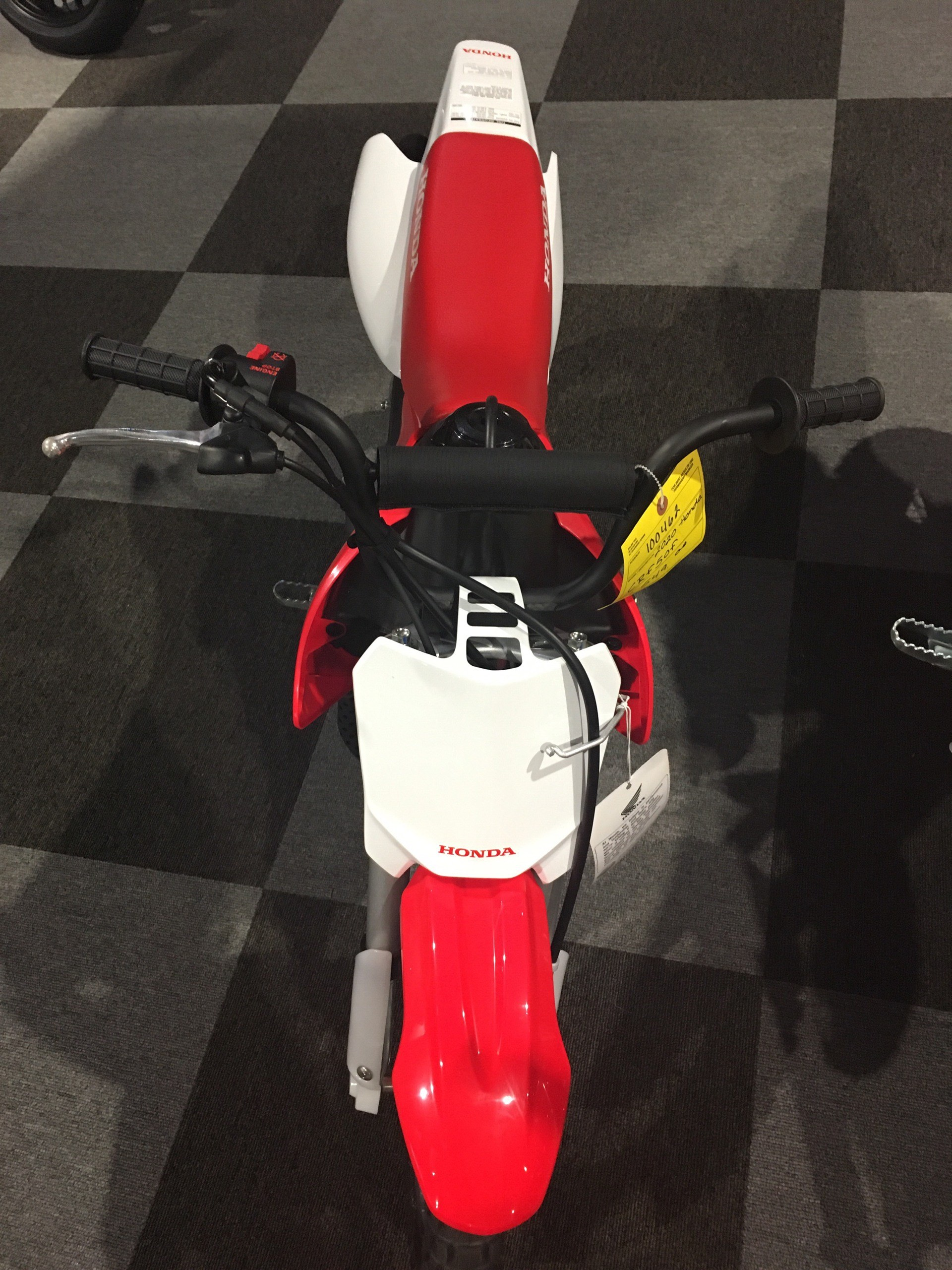 2020 Honda CRF50F in Brunswick, Georgia - Photo 3