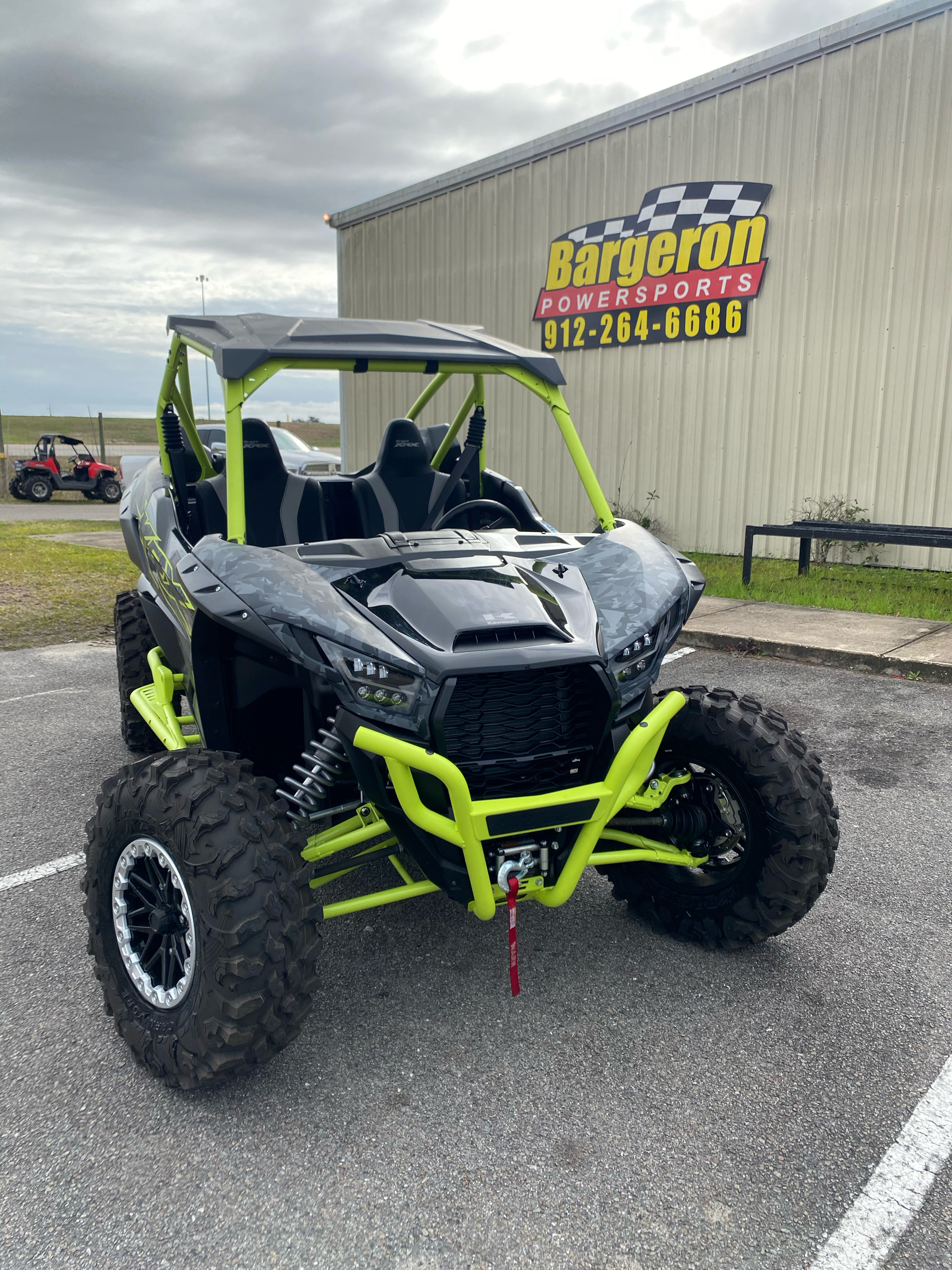 2021 Kawasaki Teryx KRX 1000 Trail Edition in Brunswick, Georgia - Photo 1