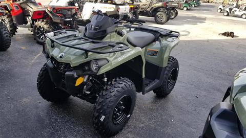 2019 Can-Am Outlander 570 in Jesup, Georgia