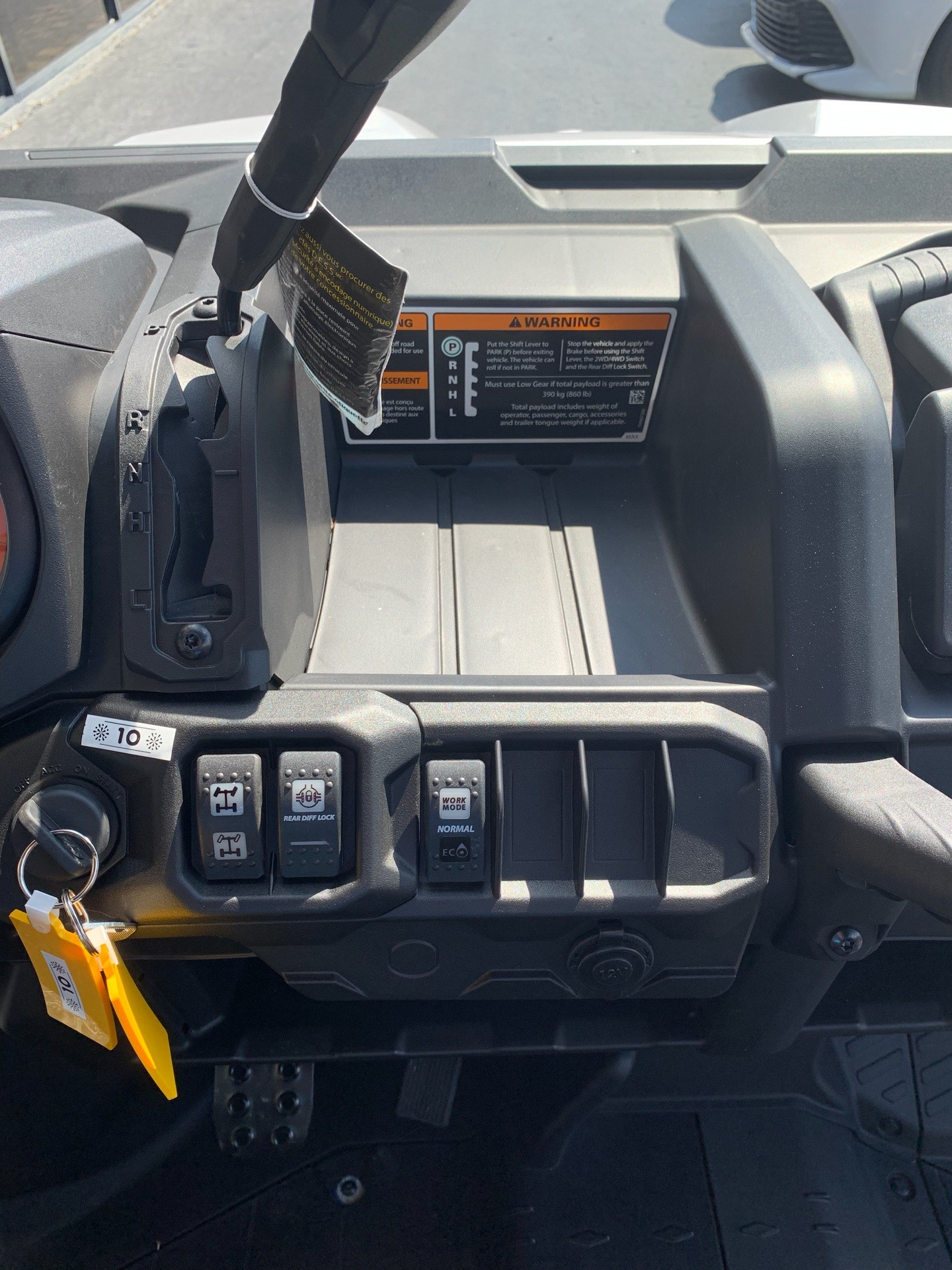 2019 Can-Am Defender MAX XT HD8 in Jesup, Georgia - Photo 7