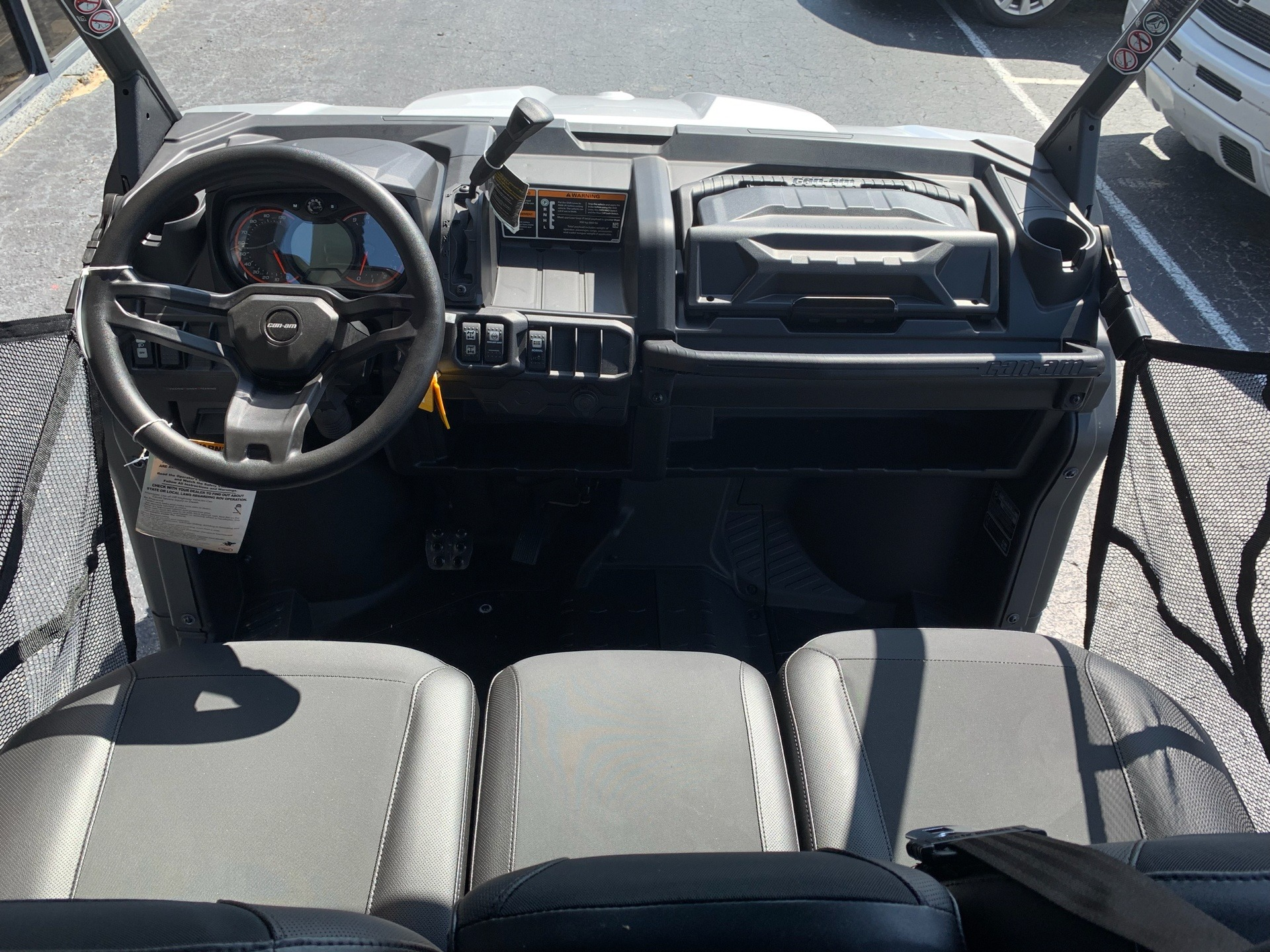 2019 Can-Am Defender MAX XT HD8 in Jesup, Georgia - Photo 11