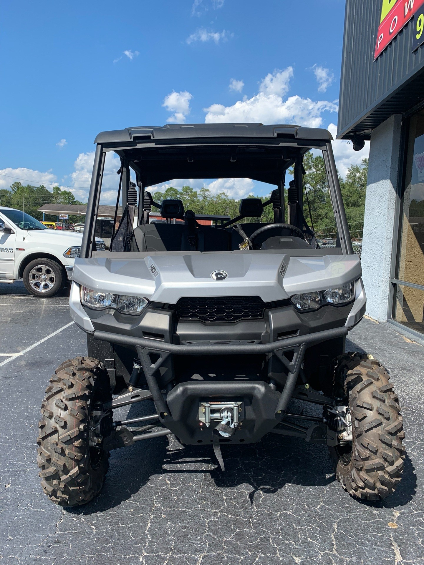 2019 Can-Am Defender MAX XT HD8 in Jesup, Georgia - Photo 3