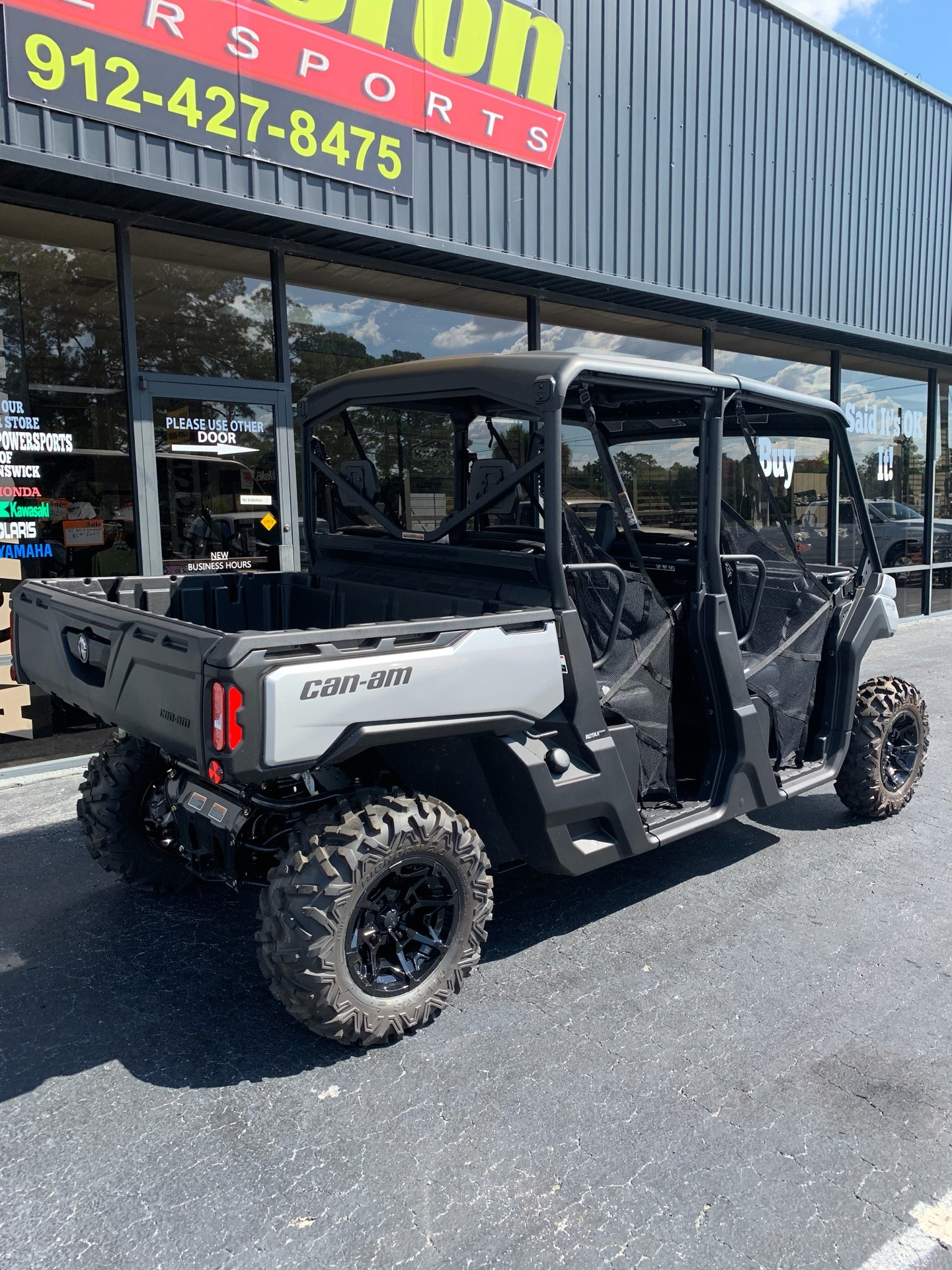 2019 Can-Am Defender MAX XT HD8 in Jesup, Georgia - Photo 4