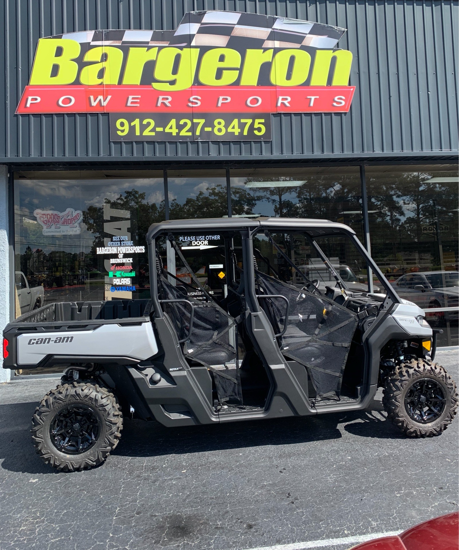 2019 Can-Am Defender MAX XT HD8 in Jesup, Georgia - Photo 2