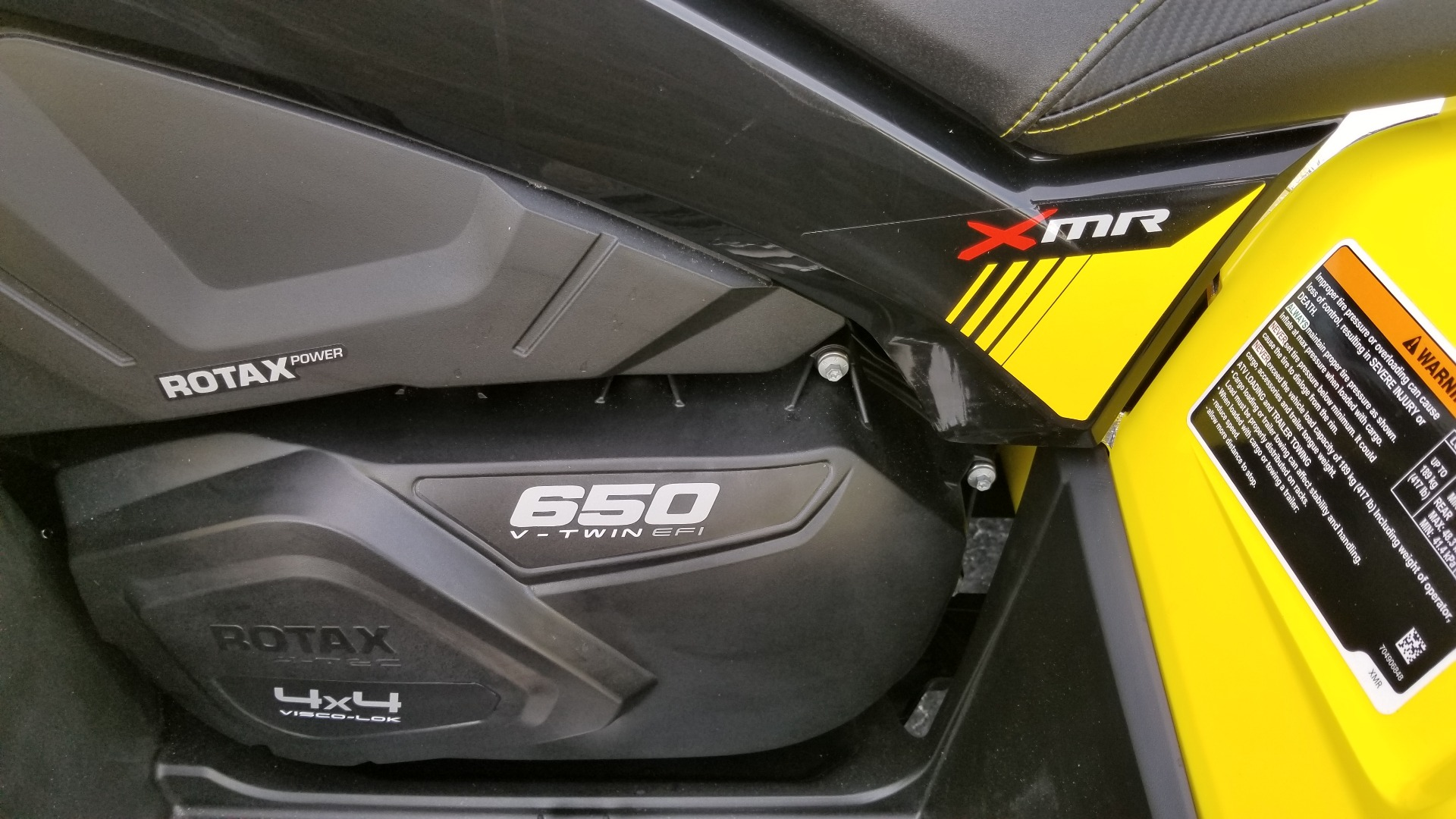 2019 Can-Am Outlander X mr 650 in Jesup, Georgia - Photo 2