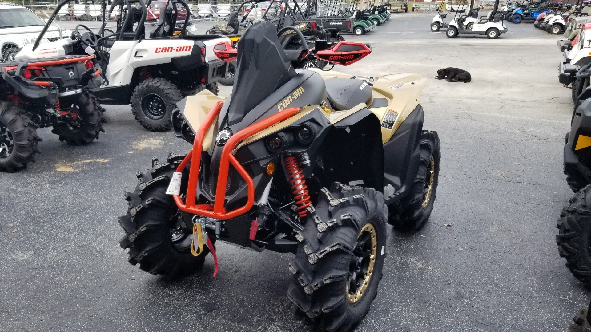 2019 Can-Am Renegade X MR 1000R for sale 2700