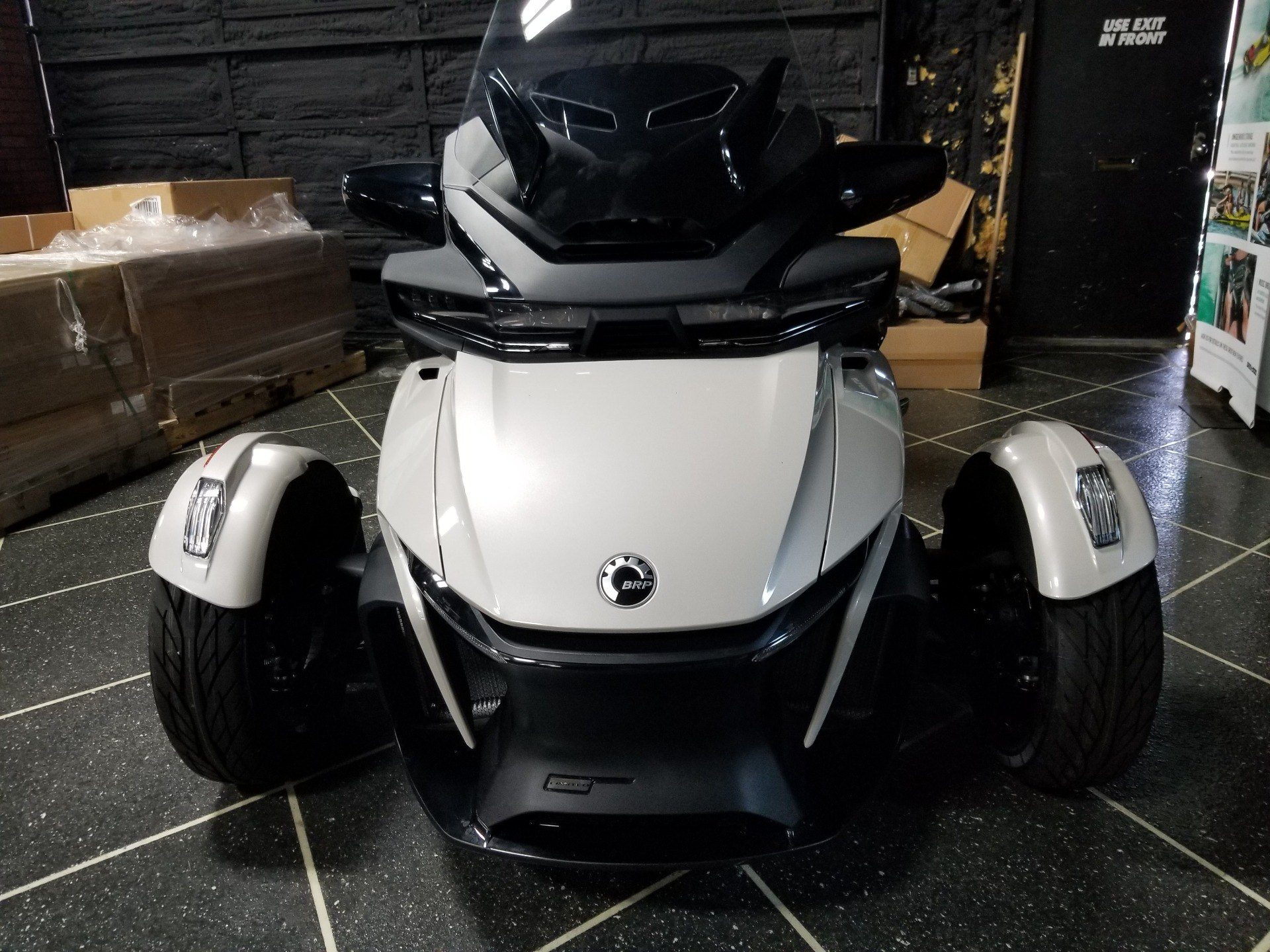 2020 Can-Am Spyder RT Limited in Jesup, Georgia - Photo 2