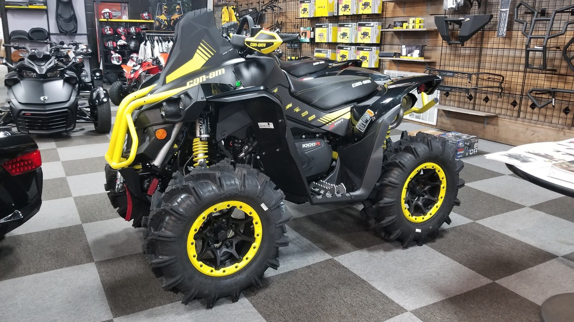 2018 Can-Am Renegade X MR 1000R for sale 3379