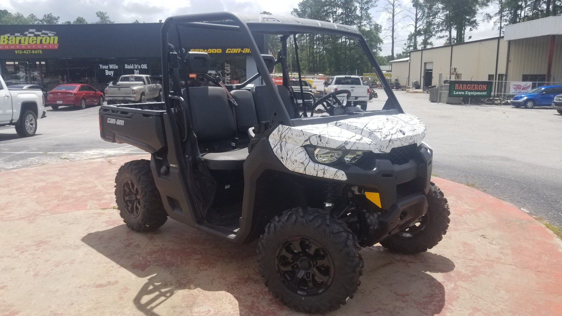 2019 Can-Am Defender DPS HD10 in Jesup, Georgia - Photo 3