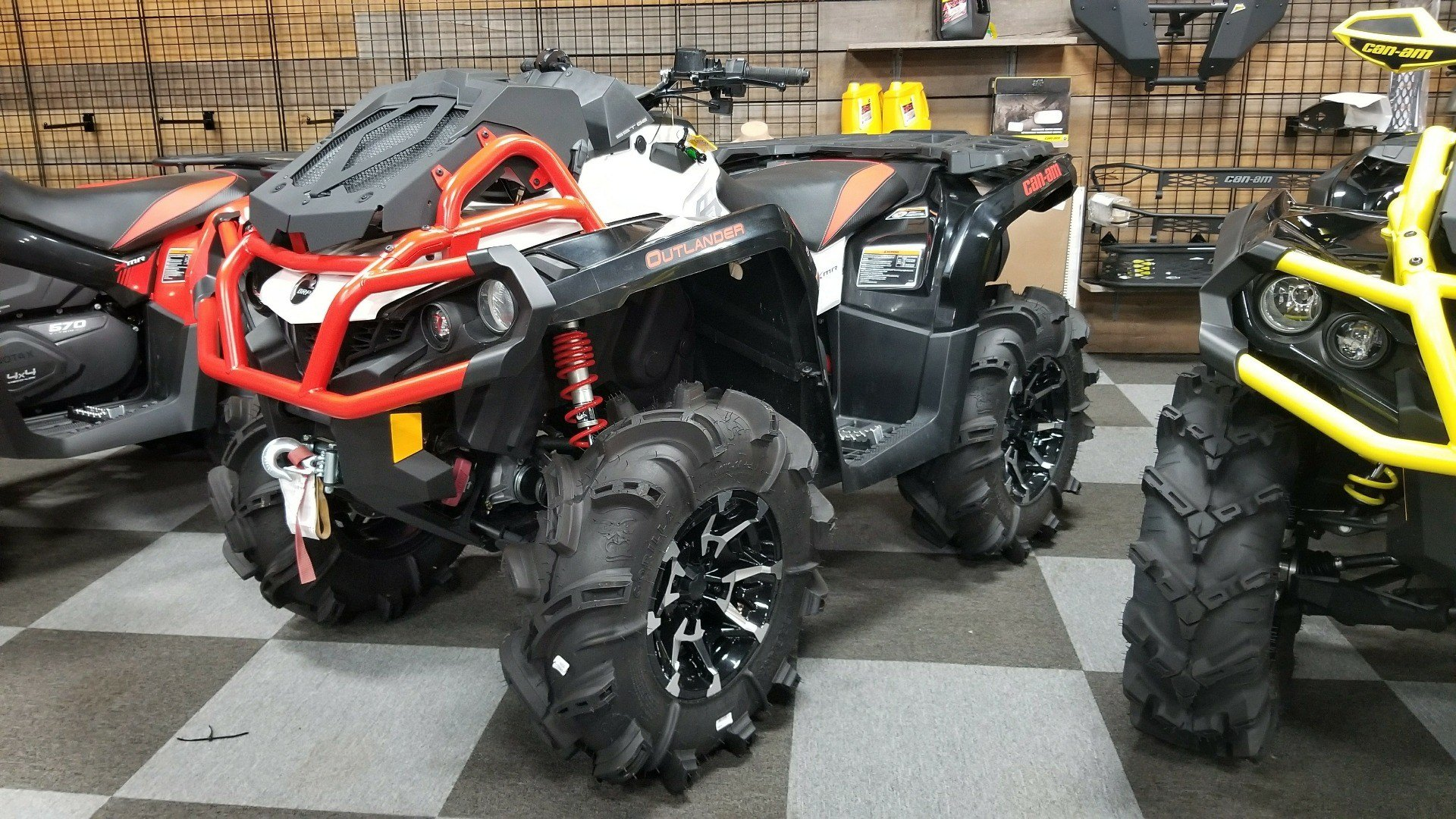 2017 Can-Am Outlander X mr 850 for sale 1588