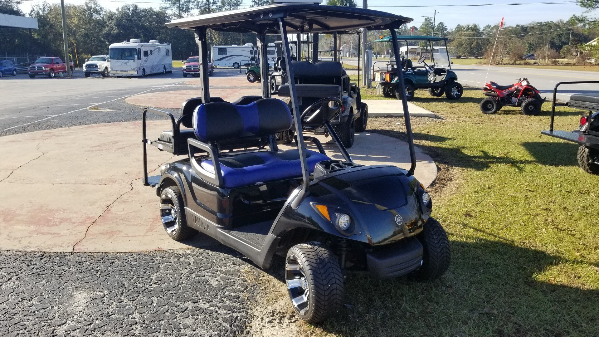 2014 Yamaha DRIVE GAS EFI in Jesup, Georgia
