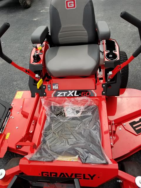 2020 Gravely USA ZT XL 60 in. Kawasaki FR730 24 hp in Jesup, Georgia - Photo 1