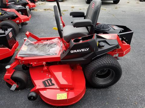 2020 Gravely USA ZT XL 60 in. Kawasaki FR730 24 hp in Jesup, Georgia - Photo 2