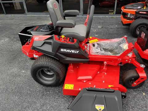 2020 Gravely USA ZT XL 60 in. Kawasaki FR730 24 hp in Jesup, Georgia - Photo 3