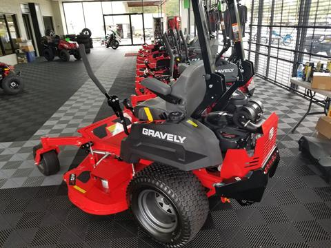 2020 Gravely USA Pro-Turn Mach One 60 in. Kawasaki FX921V 31 hp in Jesup, Georgia - Photo 3
