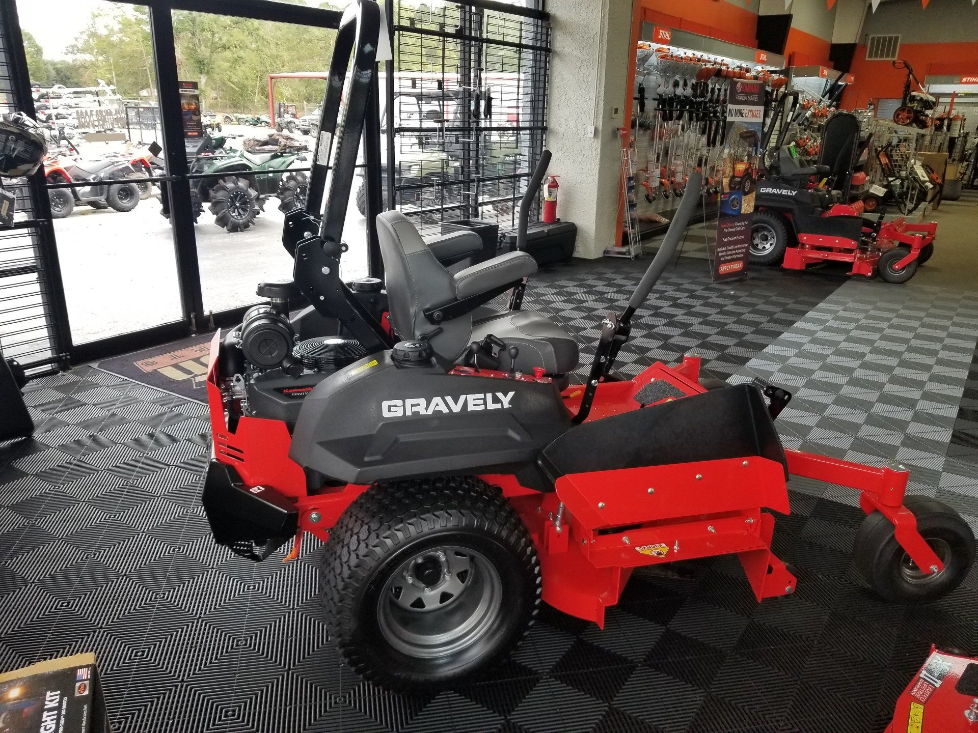2020 Gravely USA Pro-Turn Mach One 60 in. Kawasaki FX921V 31 hp in Jesup, Georgia - Photo 5