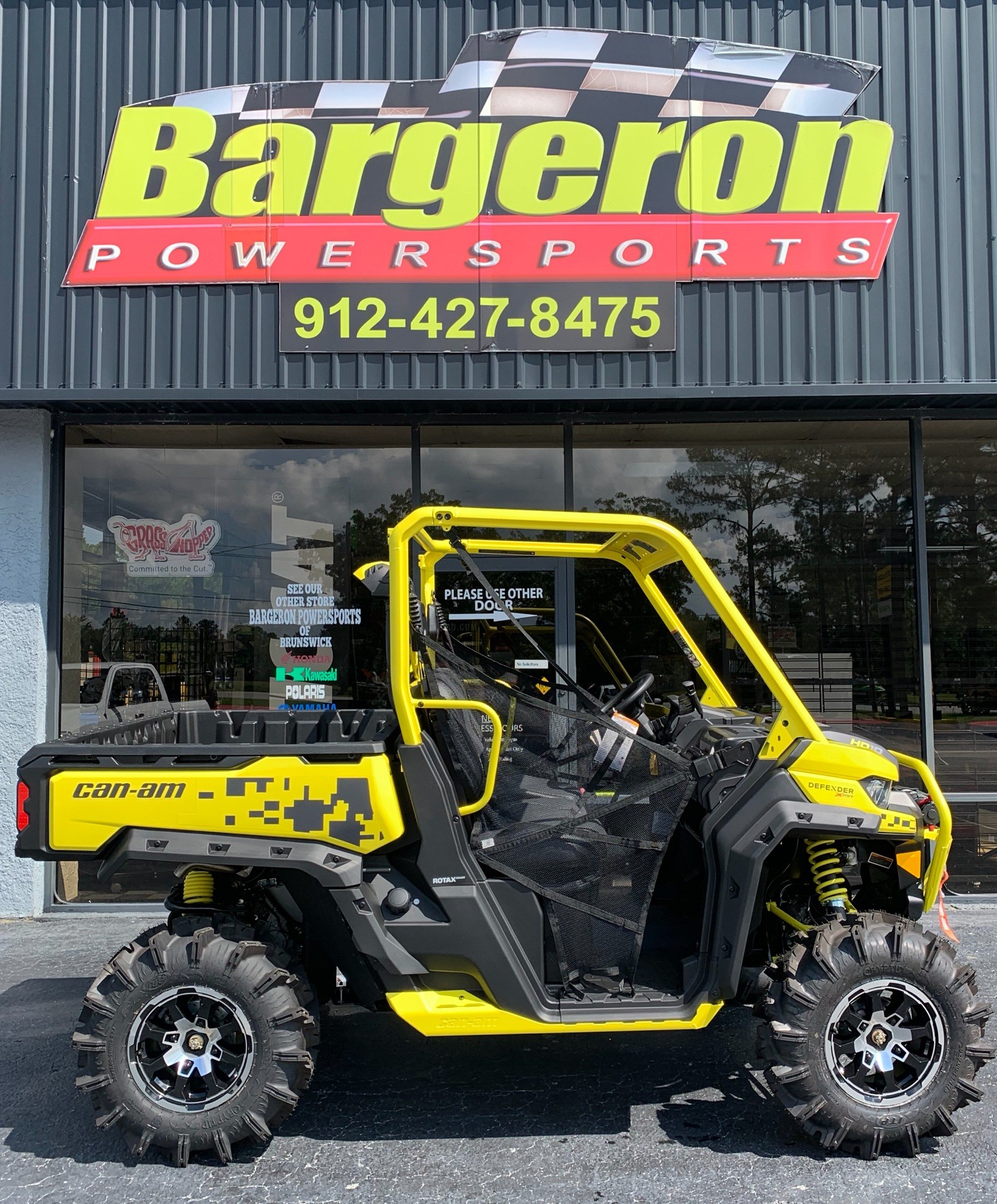 2019 Can-Am Defender X mr HD10 in Jesup, Georgia - Photo 1