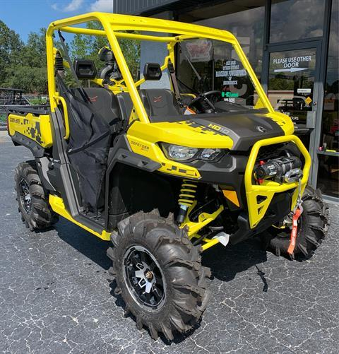 2019 Can-Am Defender X mr HD10 in Jesup, Georgia - Photo 2
