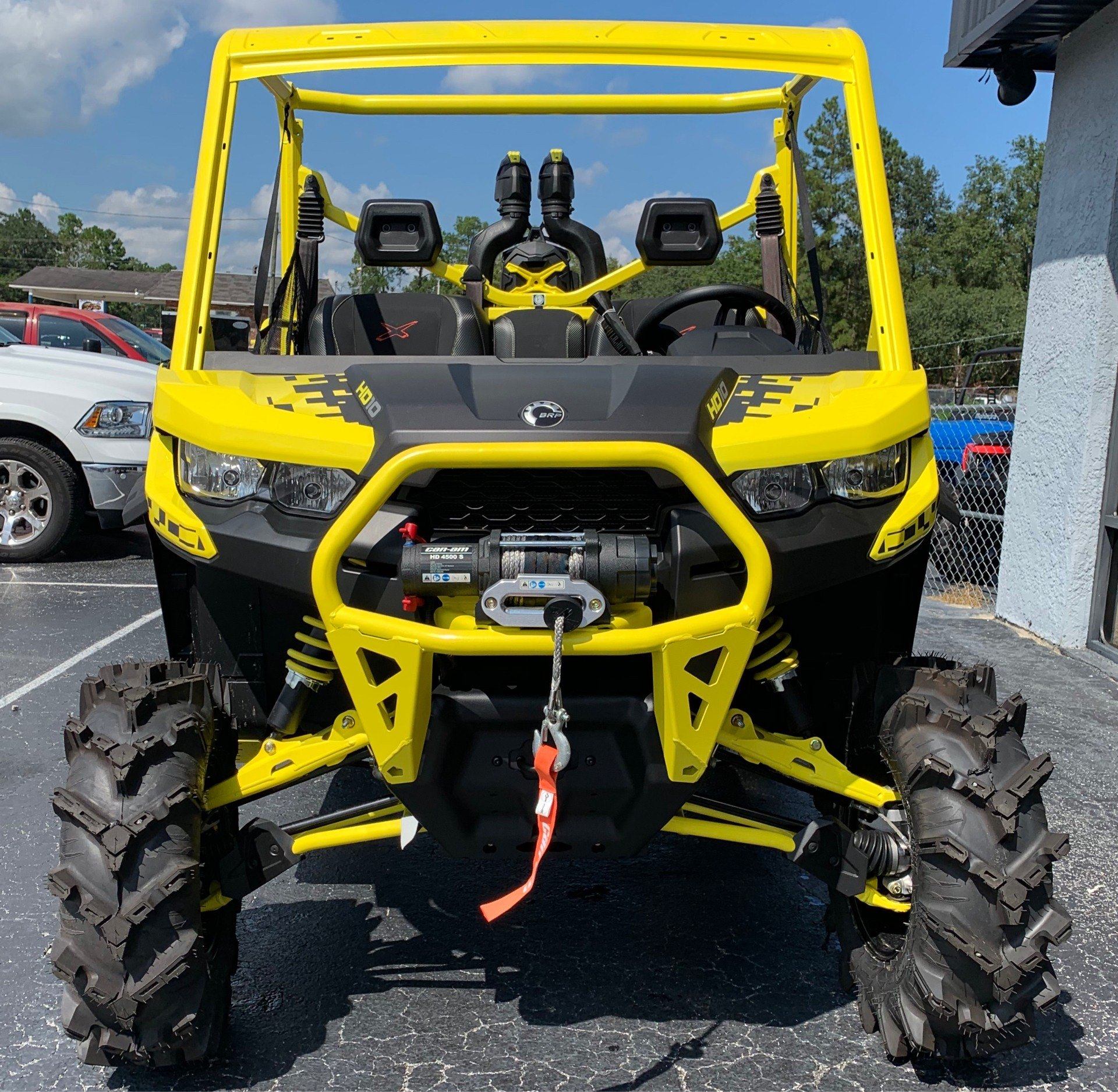 2019 Can-Am Defender X mr HD10 in Jesup, Georgia - Photo 3