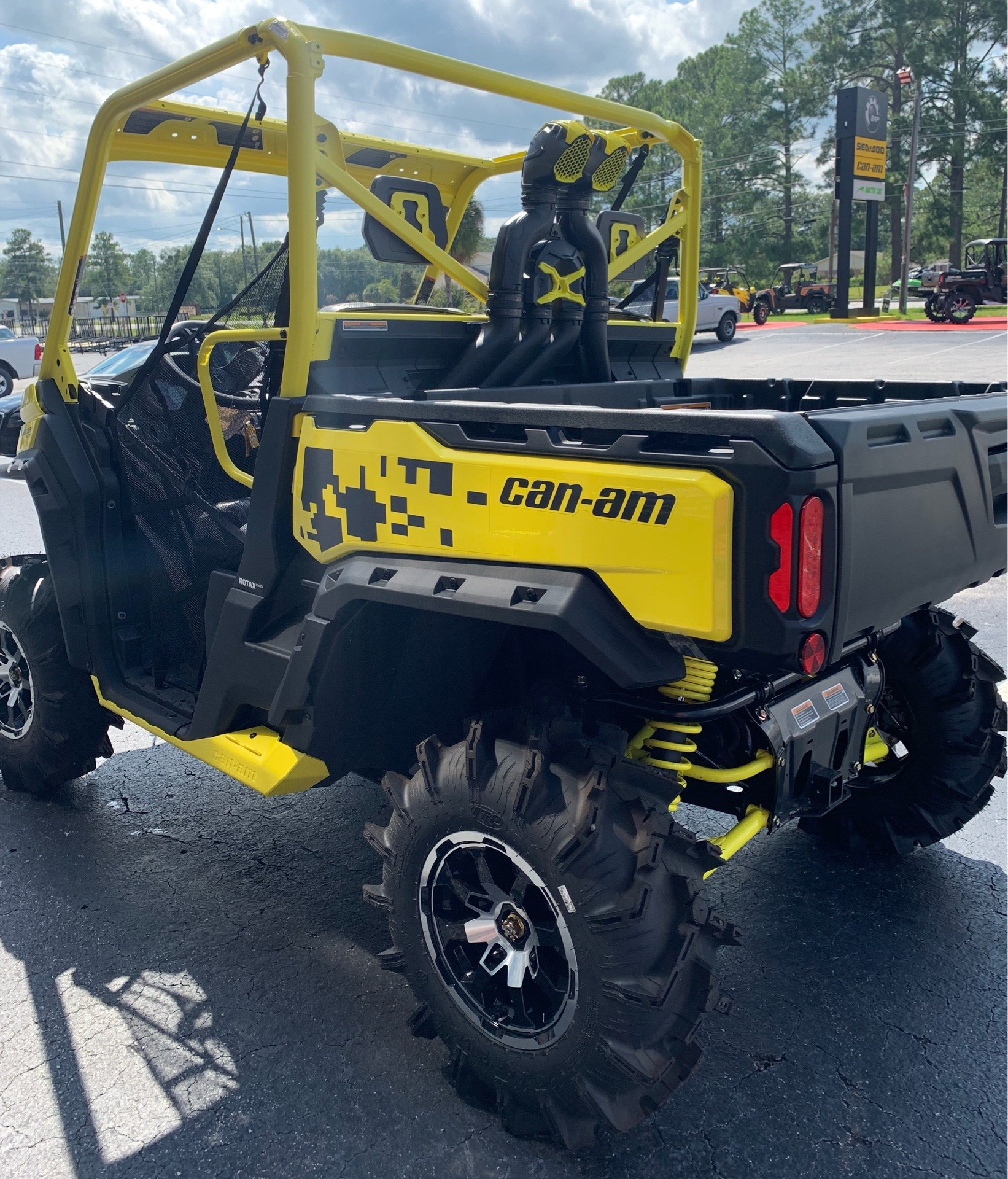 2019 Can-Am Defender X mr HD10 in Jesup, Georgia - Photo 4