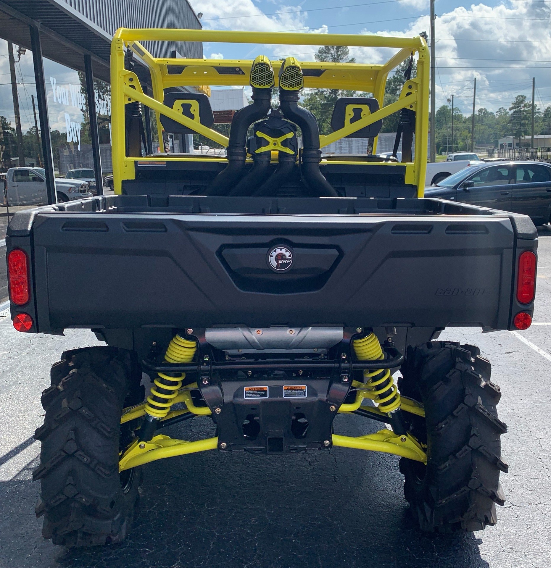 2019 Can-Am Defender X mr HD10 in Jesup, Georgia - Photo 5