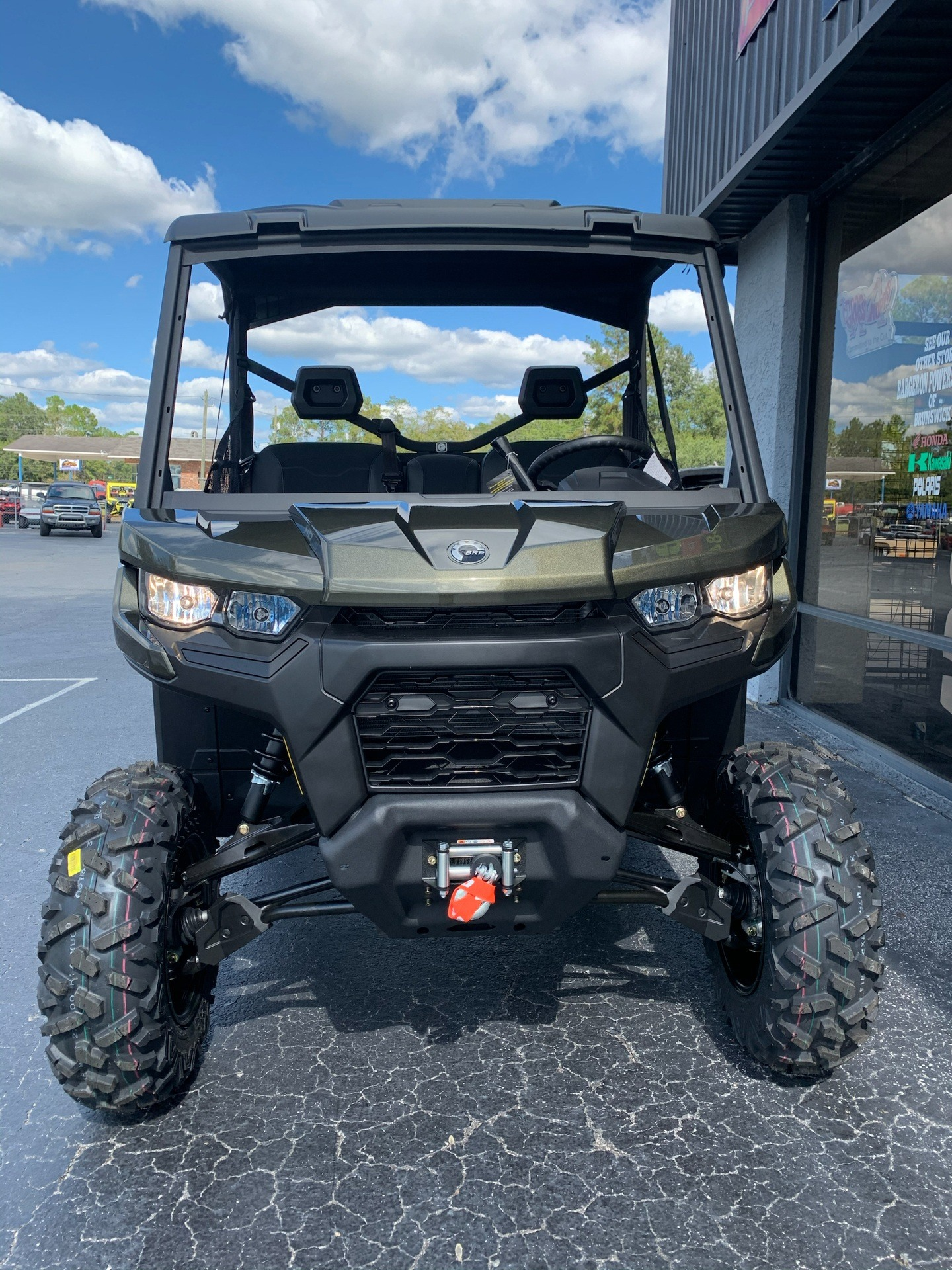 2020 Can-Am Defender XT HD10 in Jesup, Georgia - Photo 3