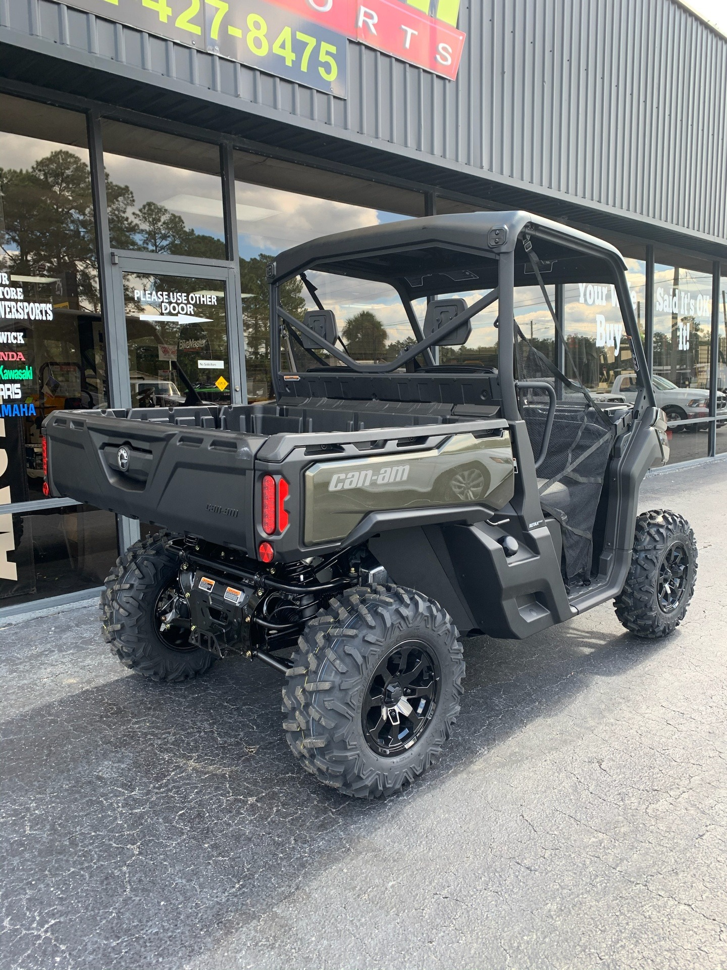 2020 Can-Am Defender XT HD10 in Jesup, Georgia - Photo 6