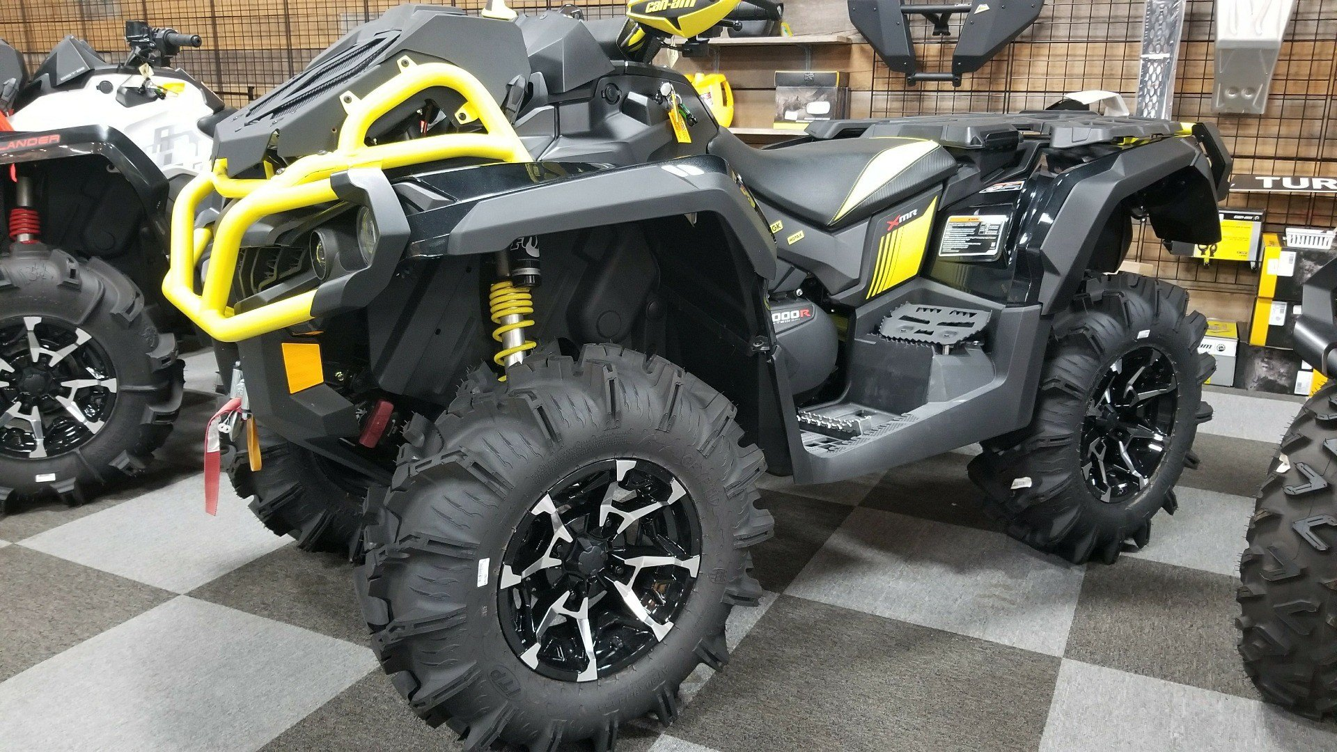 2018 Can-Am Outlander X mr 1000R for sale 77
