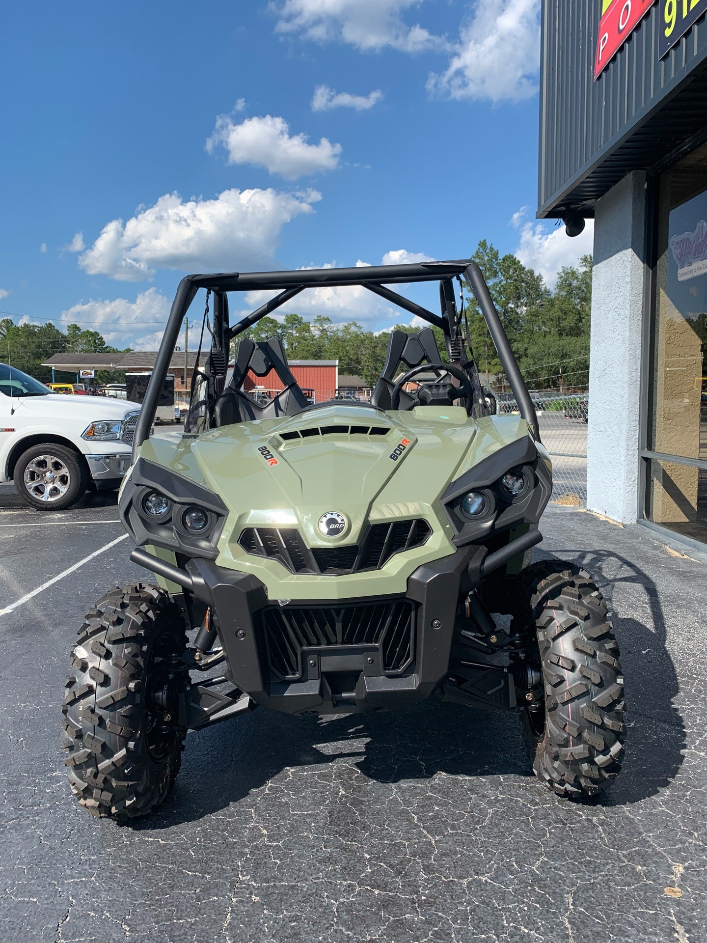 2019 Can-Am Commander DPS 800R in Jesup, Georgia - Photo 3