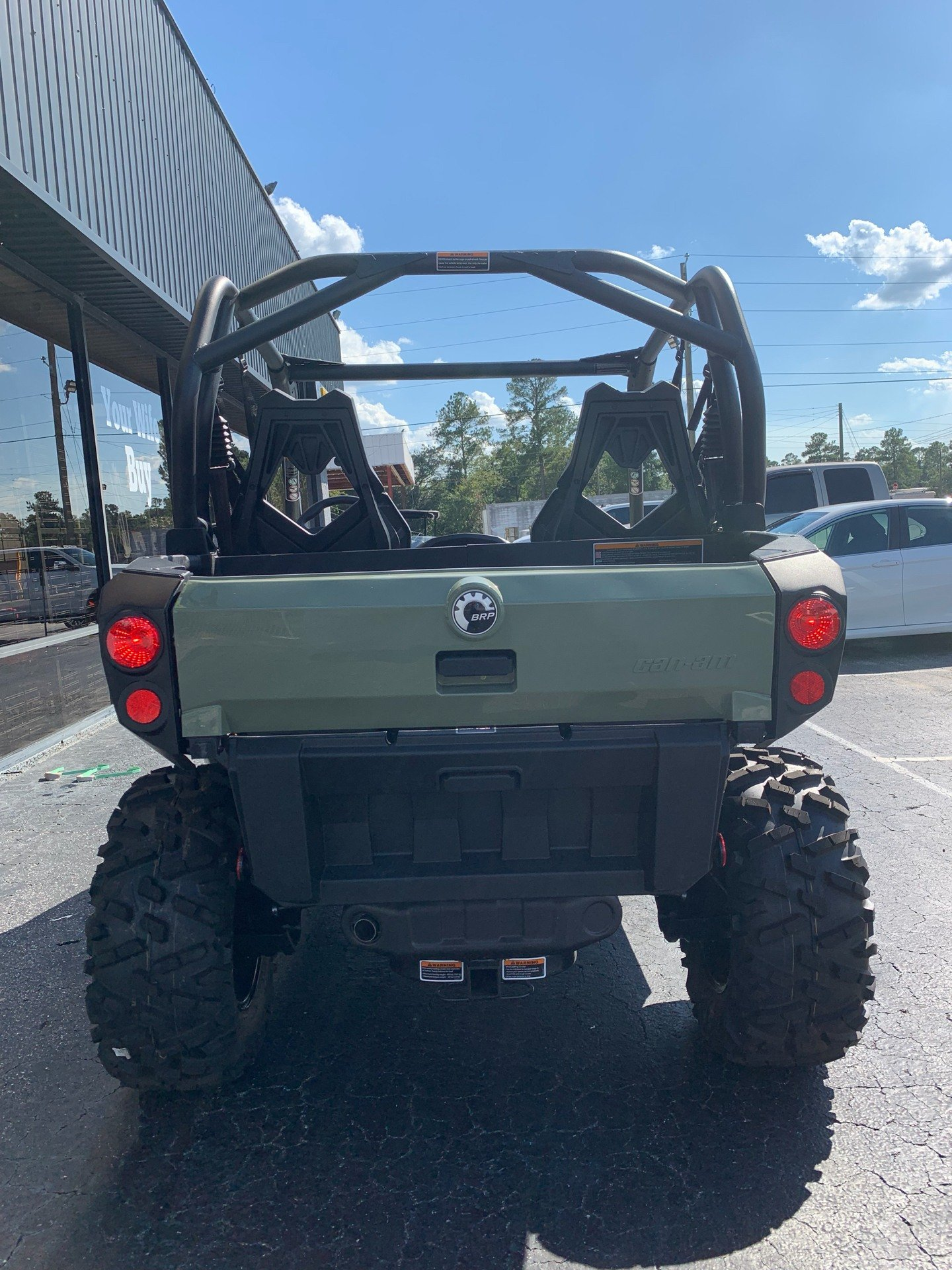 2019 Can-Am Commander DPS 800R in Jesup, Georgia - Photo 5