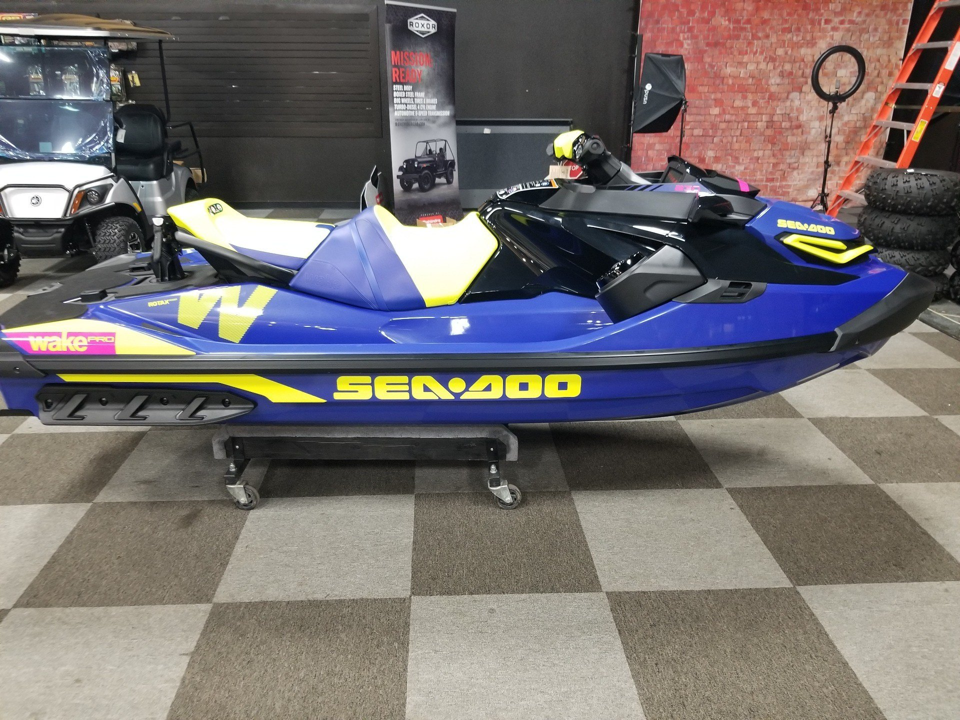 2021 Sea-Doo WAKE Pro 230 in Jesup, Georgia - Photo 2