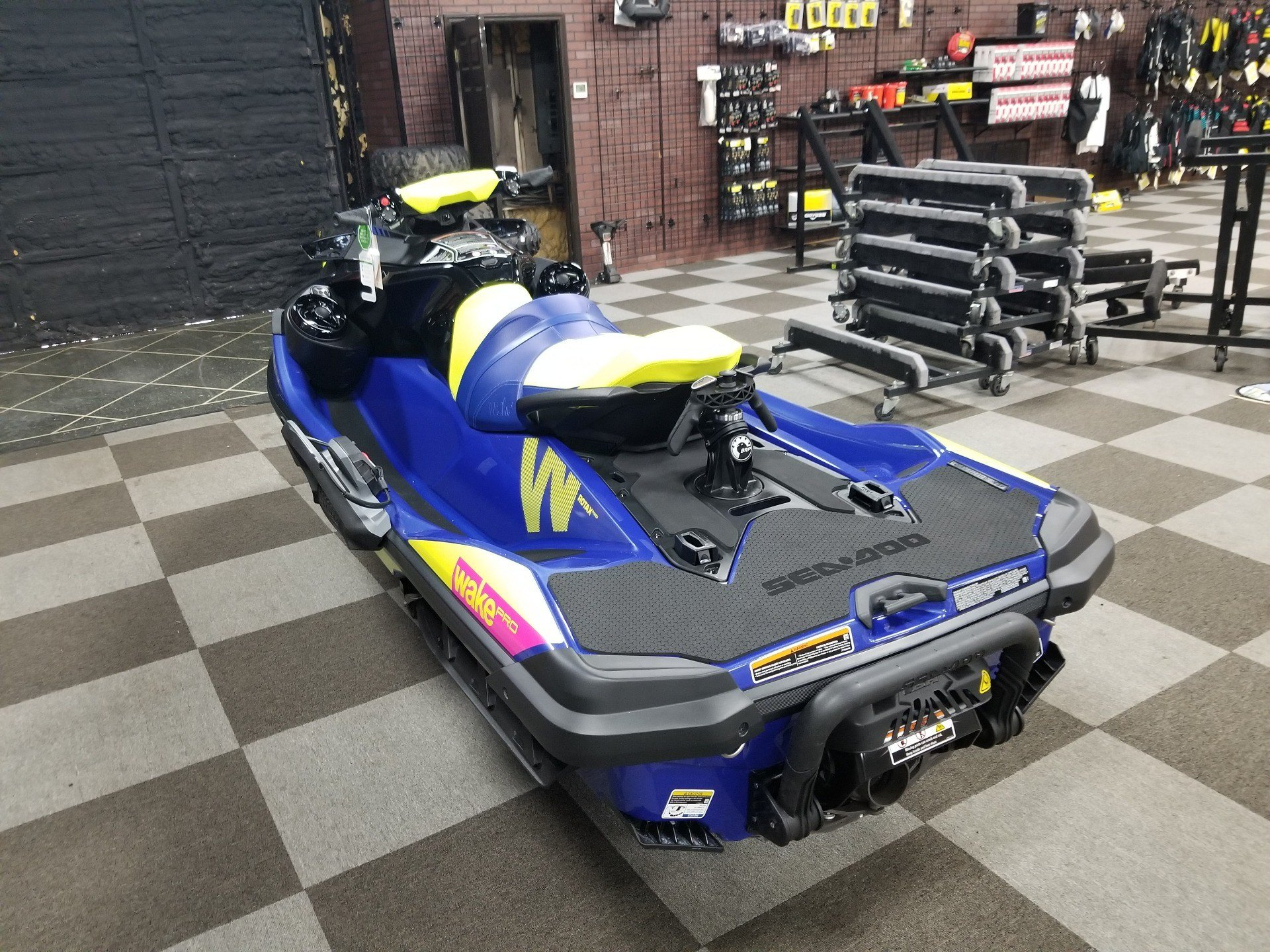 2021 Sea-Doo WAKE Pro 230 in Jesup, Georgia - Photo 6
