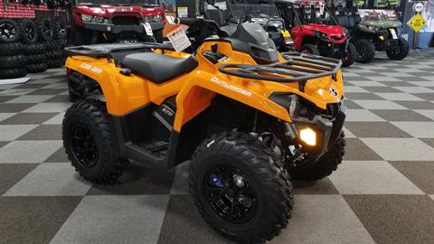 2018 Can-Am Outlander DPS 570 in Jesup, Georgia