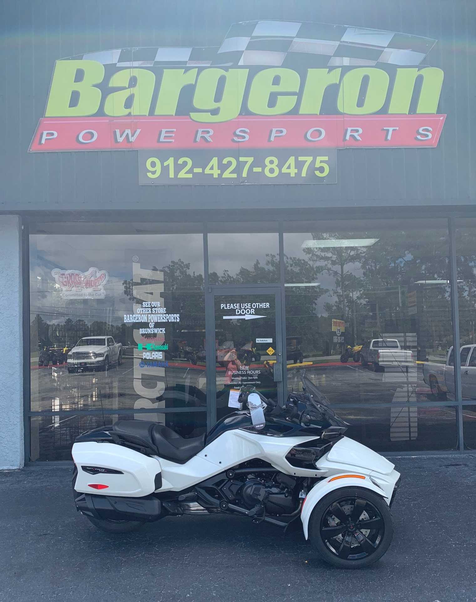 2019 Can-Am Spyder F3-T in Jesup, Georgia - Photo 1