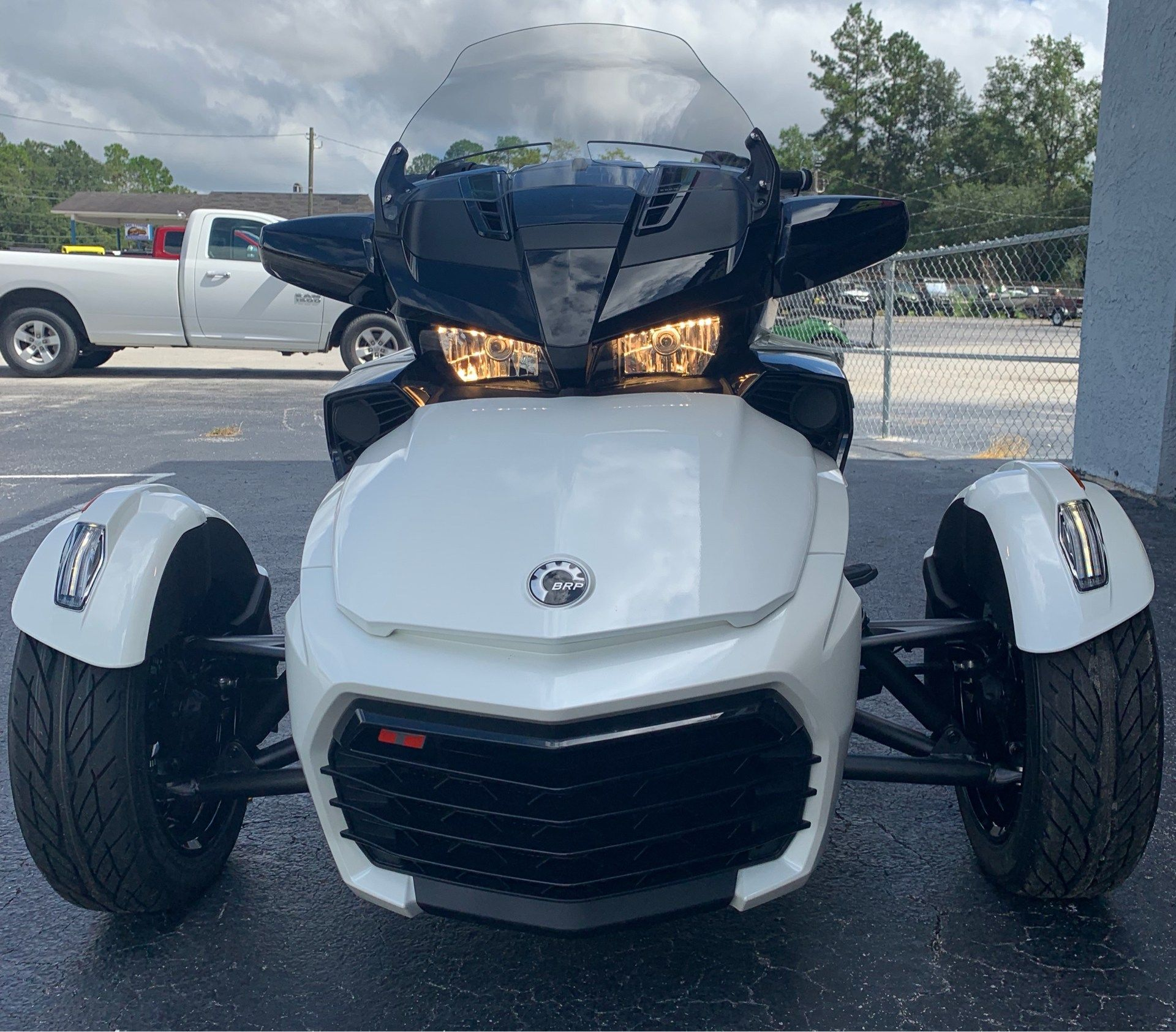 2019 Can-Am Spyder F3-T in Jesup, Georgia - Photo 3