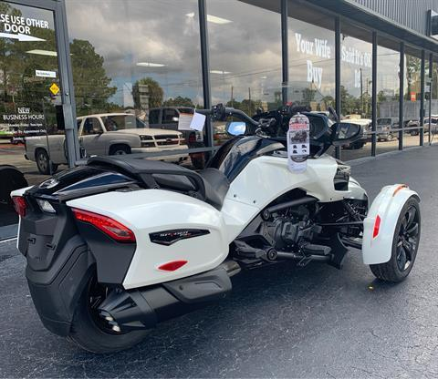 2019 Can-Am Spyder F3-T in Jesup, Georgia - Photo 5