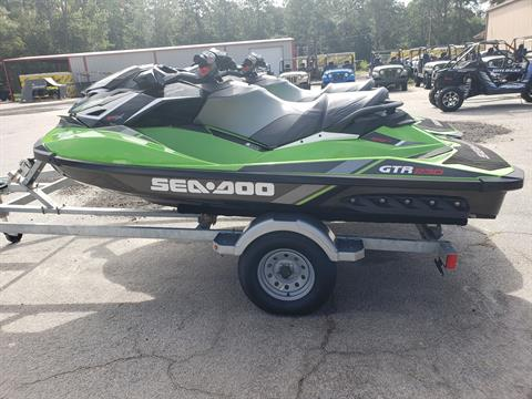 2017 Sea-Doo GTR-X 230 in Jesup, Georgia
