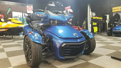 2018 Can-Am Spyder F3 Limited in Jesup, Georgia