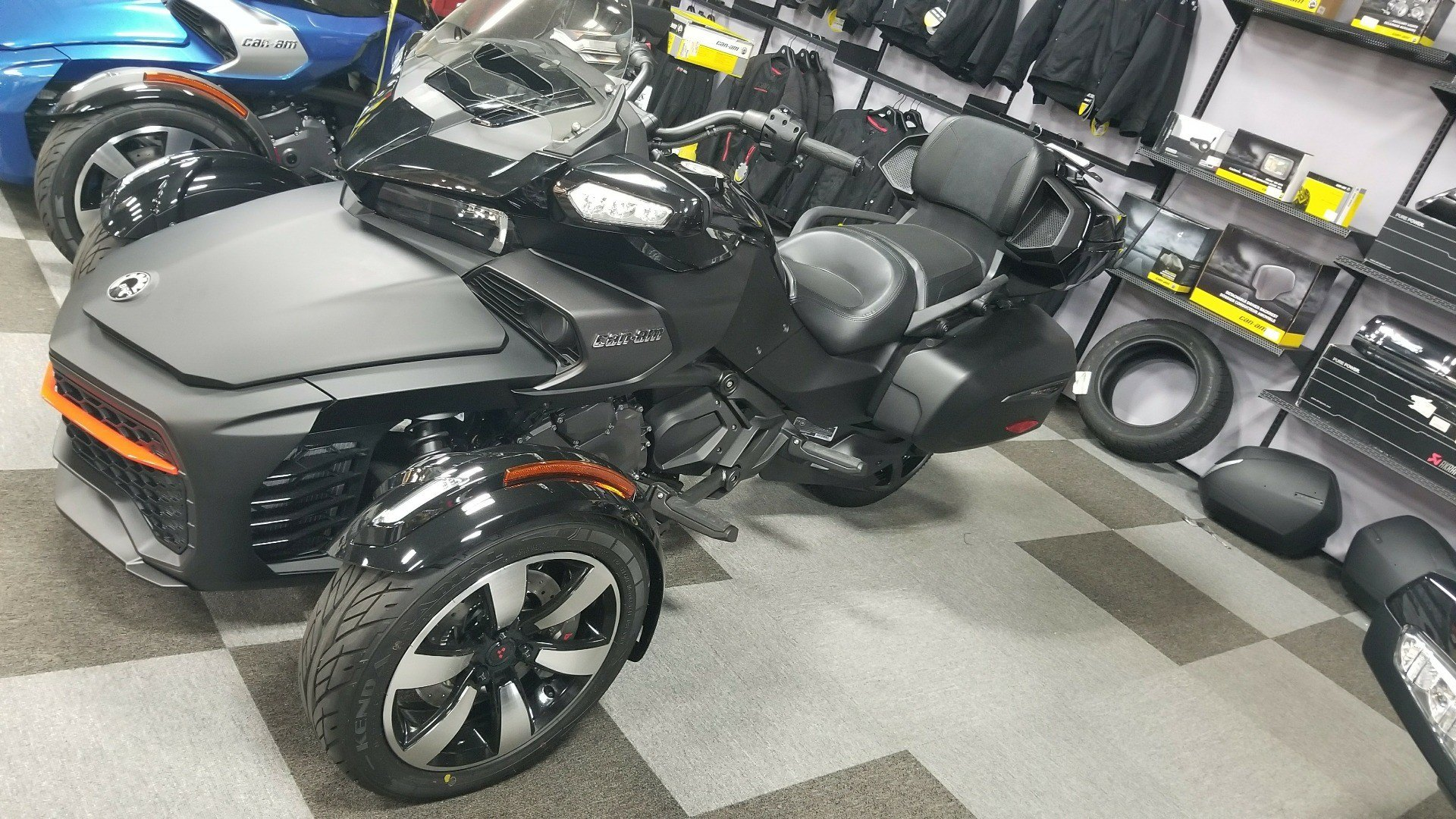 2017 Can-Am Spyder F3-T SE6 for sale 3284