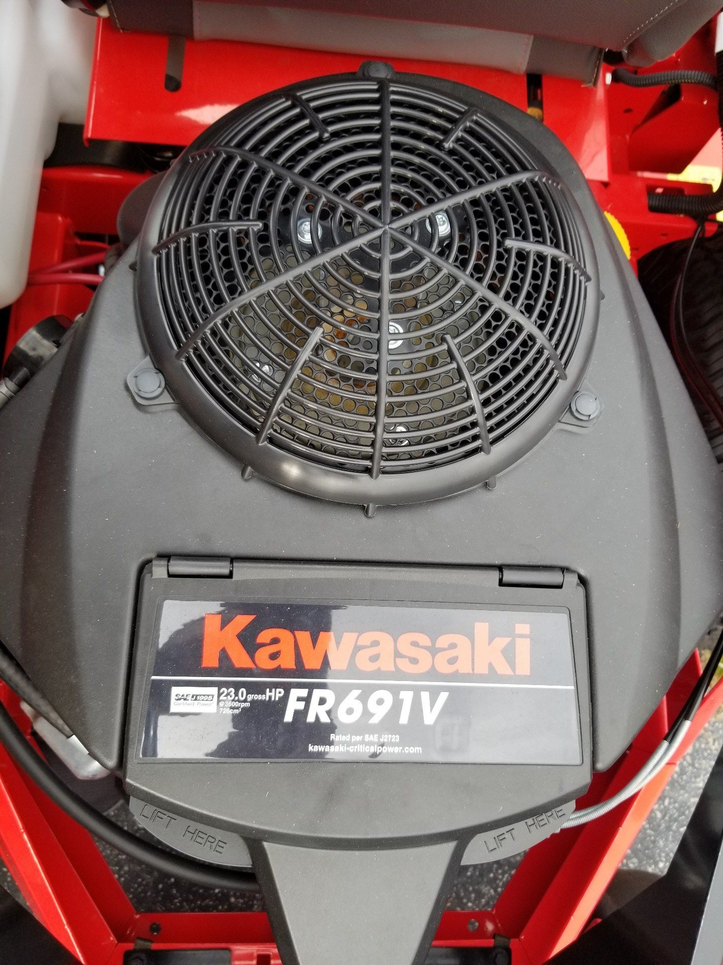 2020 Gravely USA ZT X 52 in. Kawasaki FR691 23 hp in Jesup, Georgia - Photo 4