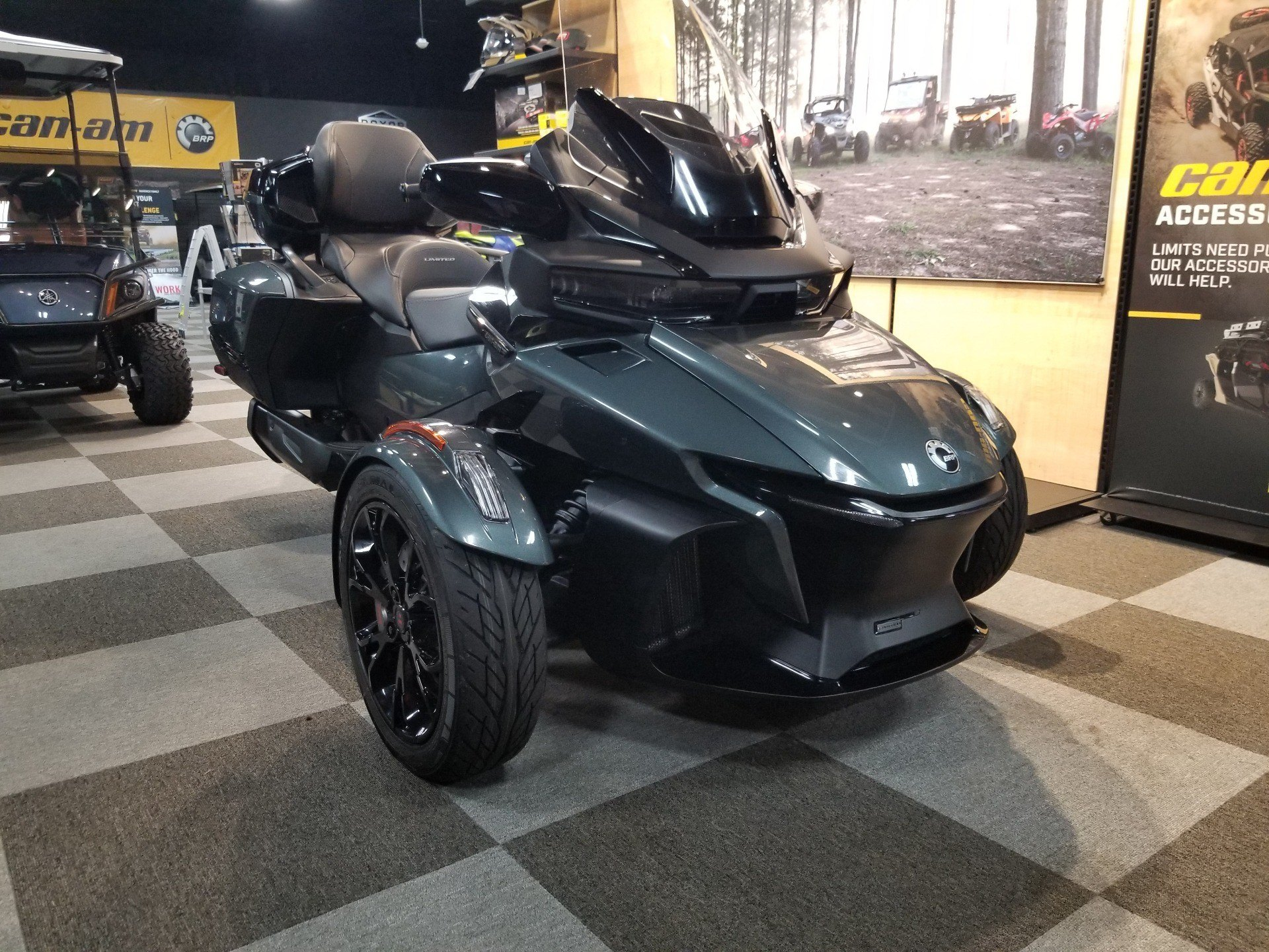 2020 Can-Am Spyder RT Limited in Jesup, Georgia - Photo 4