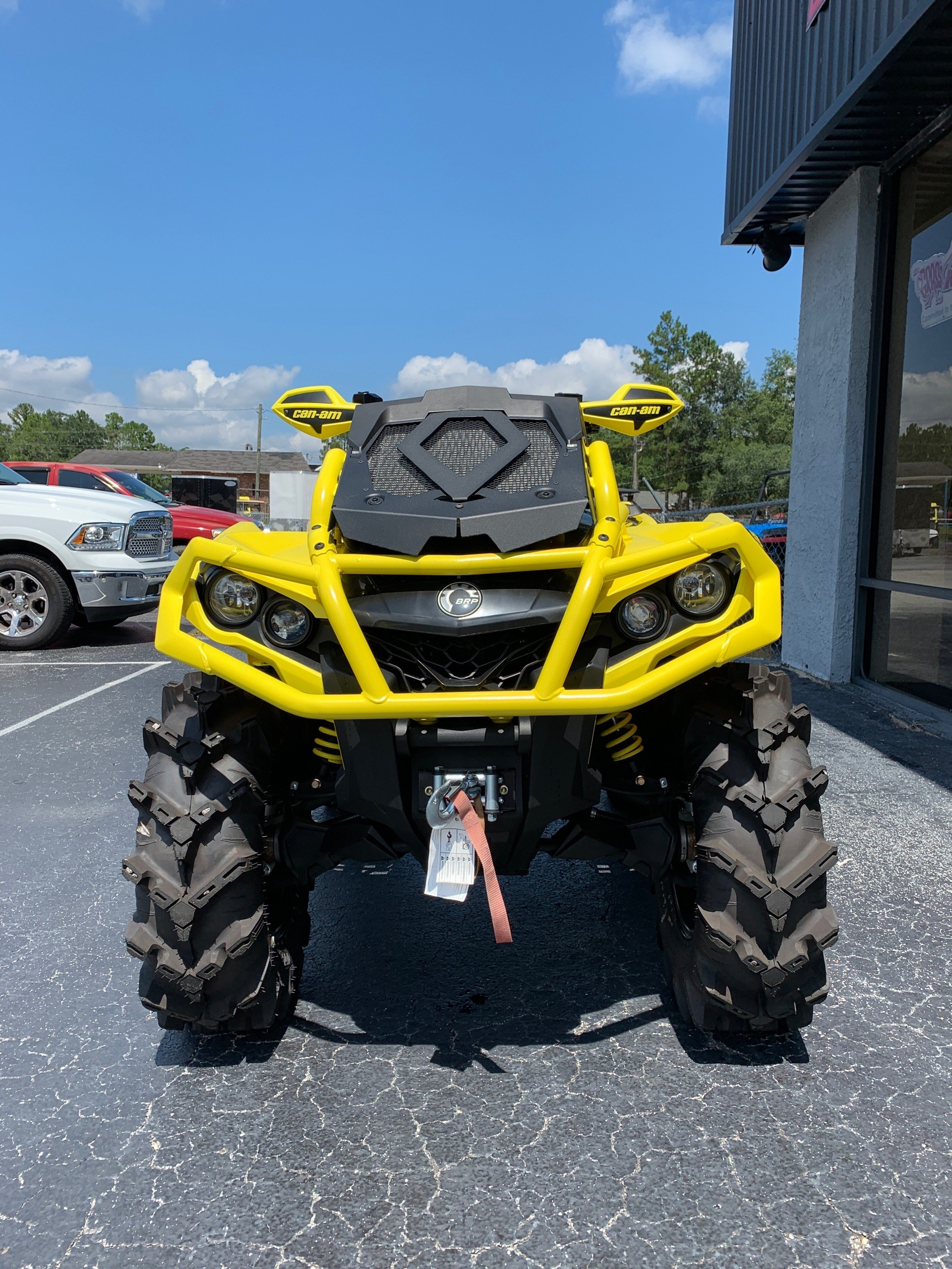 2019 Can-Am Outlander X mr 1000R in Jesup, Georgia - Photo 2