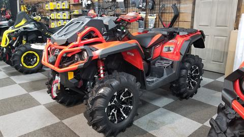 2018 Can-Am Outlander X mr 1000R in Jesup, Georgia