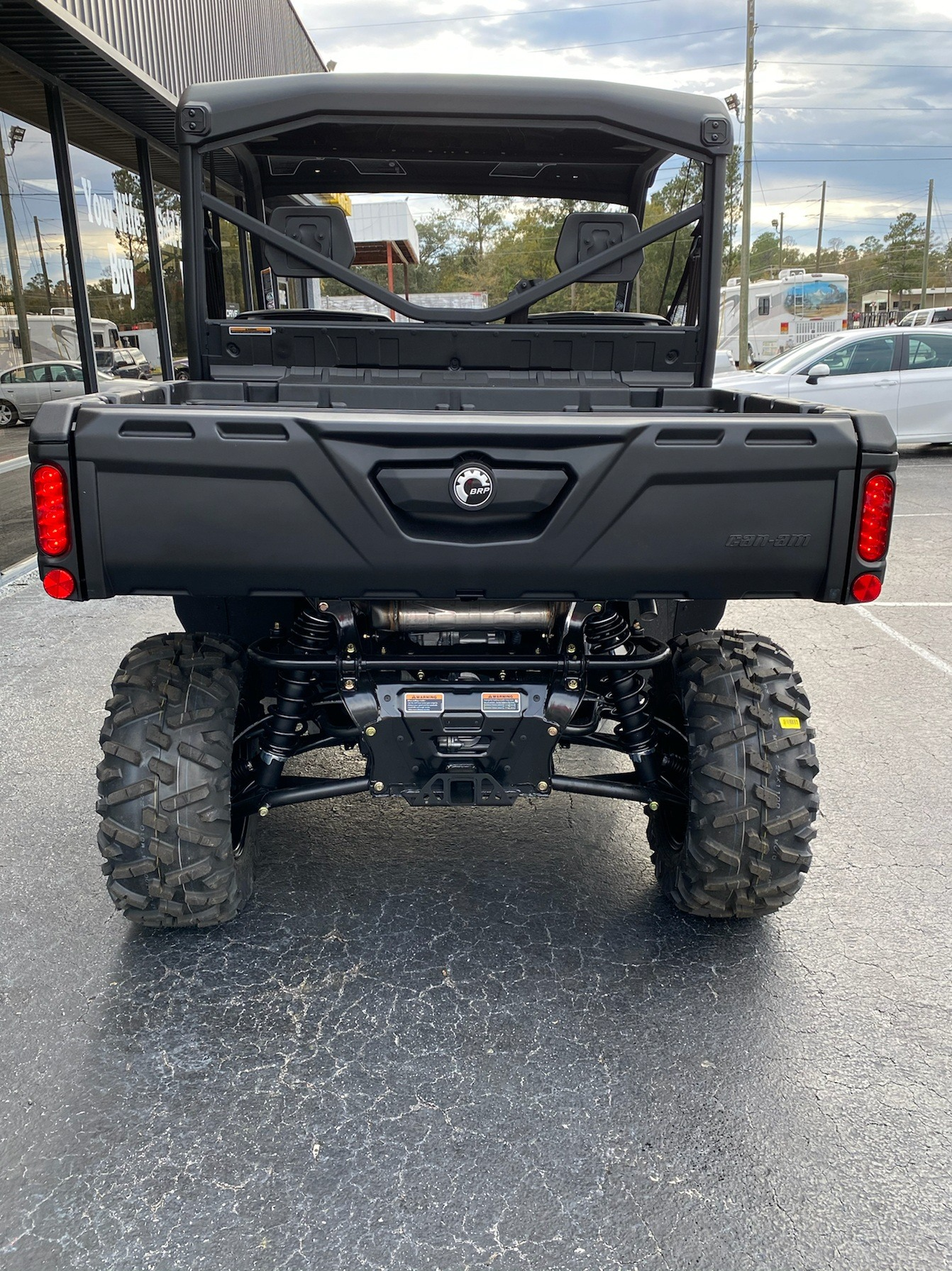 2020 Can-Am Defender DPS HD10 in Jesup, Georgia - Photo 5