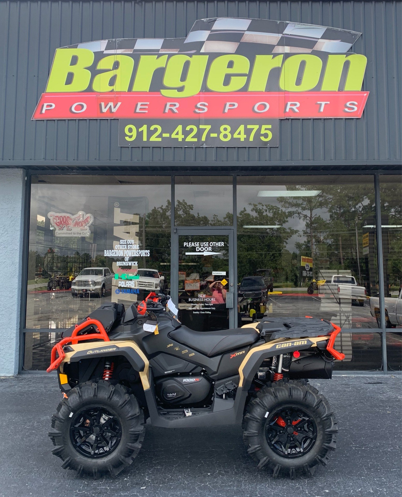 2019 Can-Am Outlander X mr 1000R in Jesup, Georgia - Photo 1