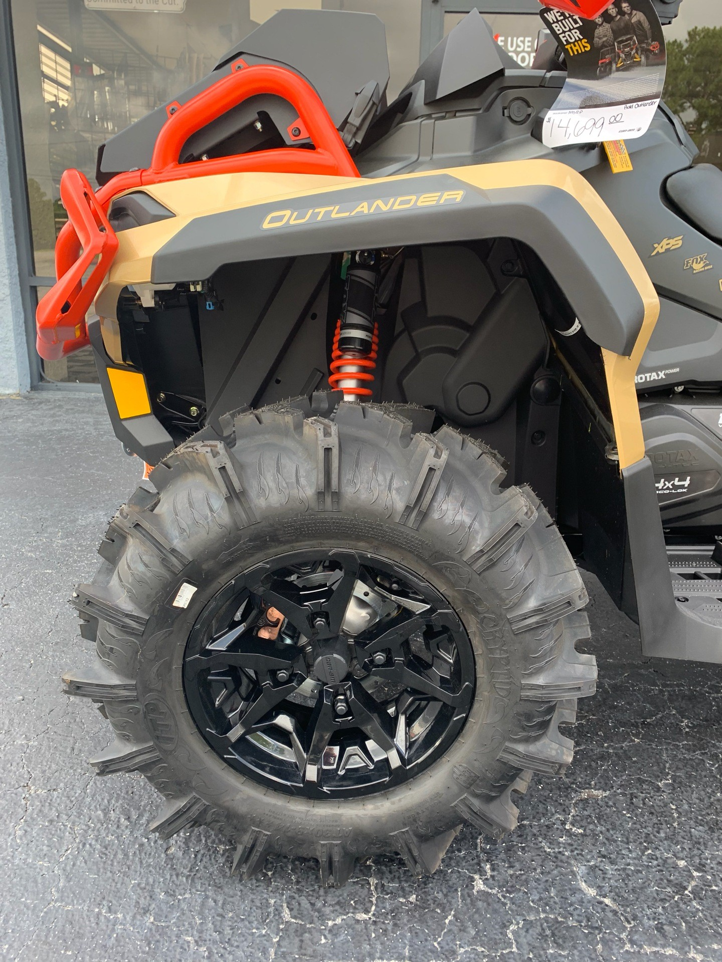 2019 Can-Am Outlander X mr 1000R in Jesup, Georgia - Photo 3