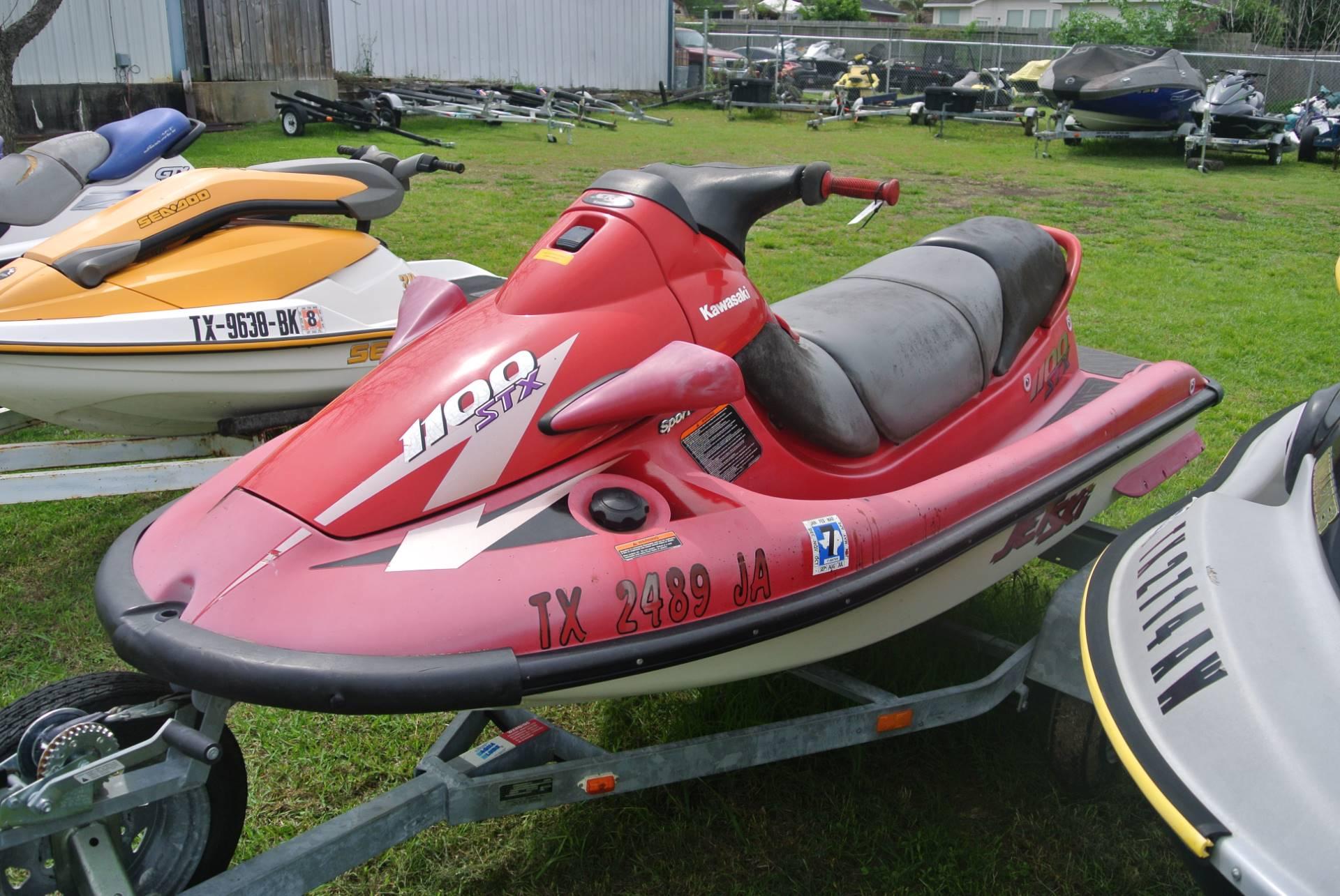 1998 Kawasaki STX 1100 in Willis, Texas